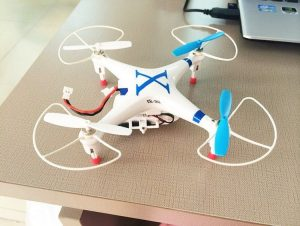 Cheerson CX-30W 6-Axis Gyro Quadcopter with Camera WiFi real-time transmission