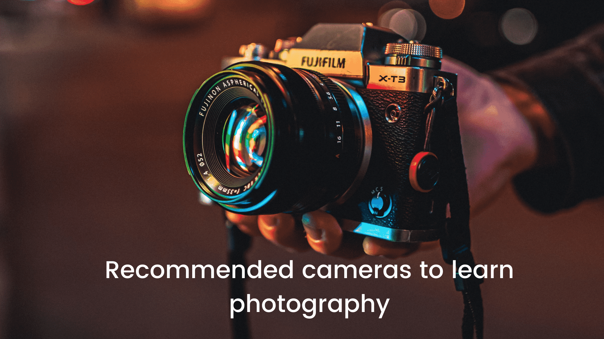 Recommended cameras to learn photography-FEATURED