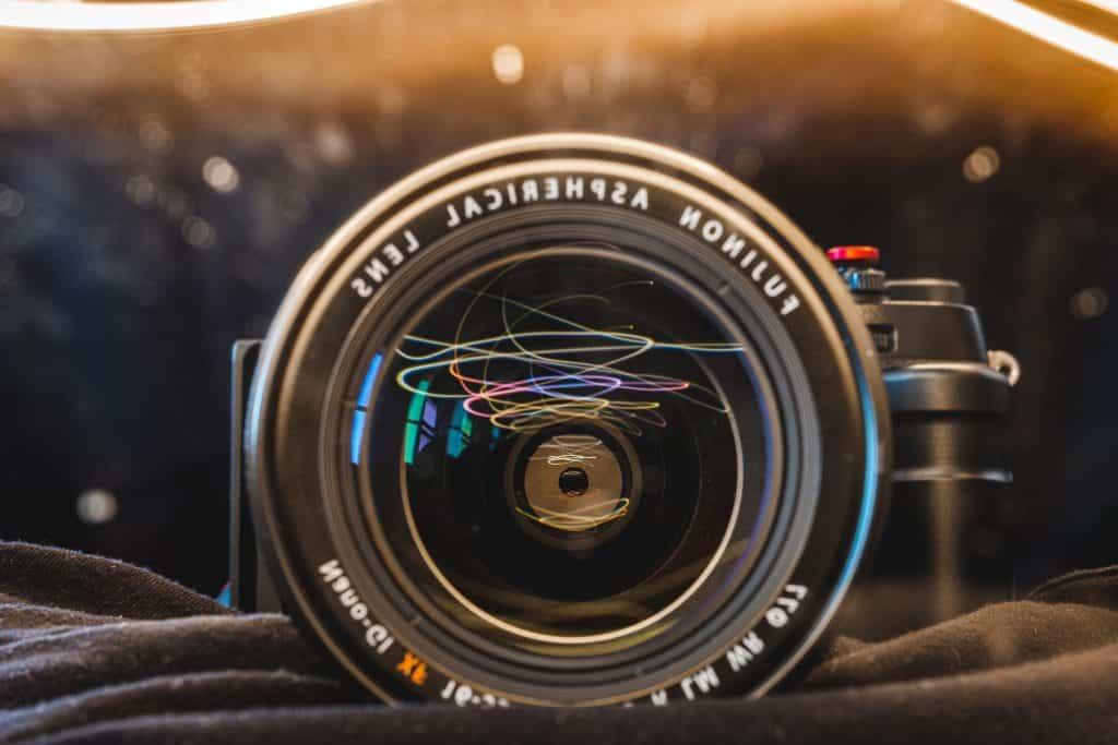 camera lens for auto focus