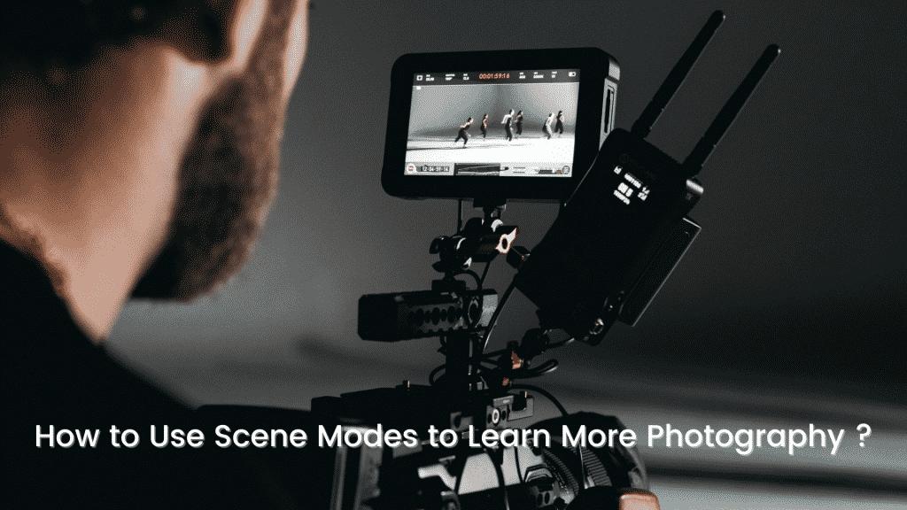 scene photography